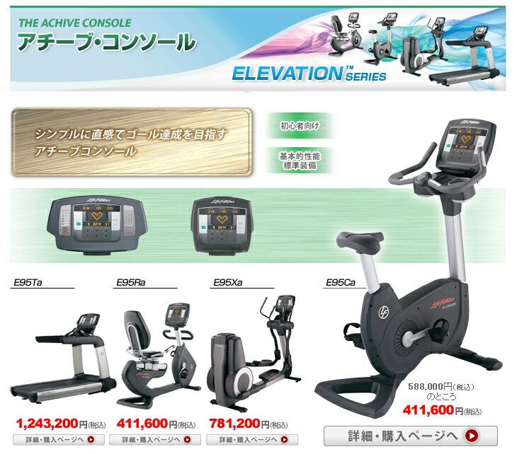 エレベーションシリーズ・アチーブコンソール【Achive Console】