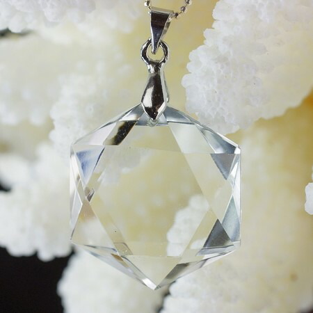 Lulu house rakuten global market crystal pendant 6 pointed star product information mozeypictures Image collections