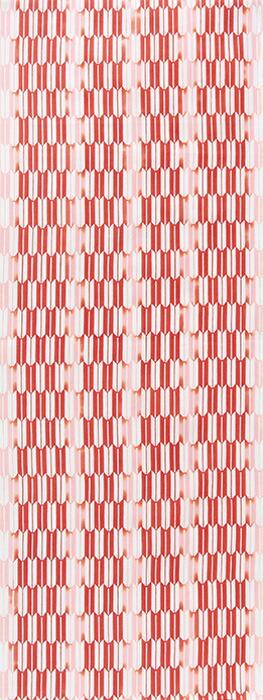 かすり矢絣(赤)
