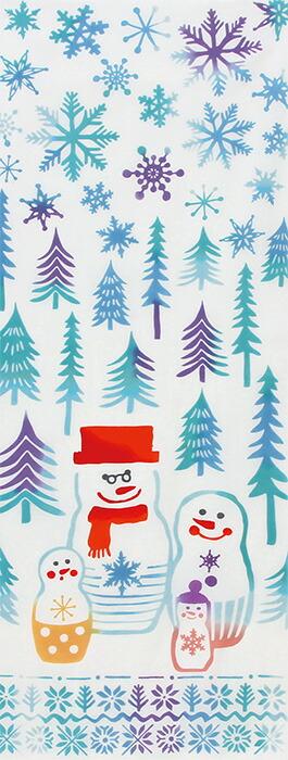 雪だるまのマトリョーシカ