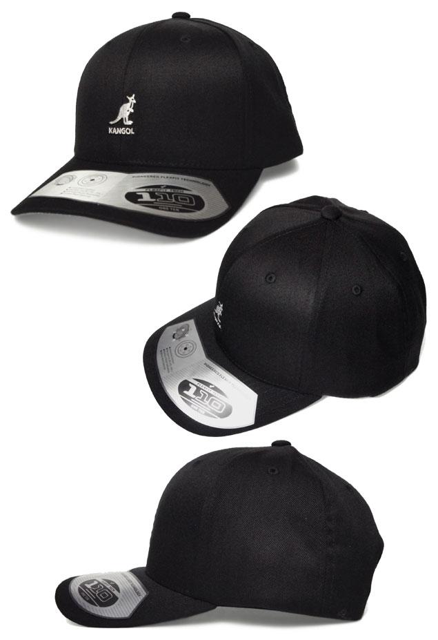 kangol heathered flexfit baseball cap caps flex fit sale