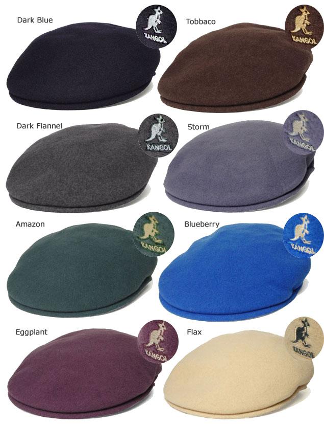 4300177fe KANGOL-KANGOL WOOL 504 wool 504 hats Cap men women men women unisex