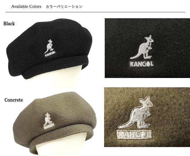 prast-inc  KANGOL Wool Jax Beret KANGOL beret wall jacks Concrete ... e71091457e2