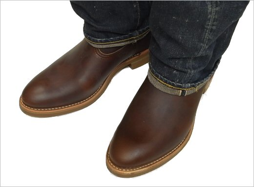 PREMIUM ONE | Rakuten Global Market: Red Wing Pecos boots 8159 RED ...
