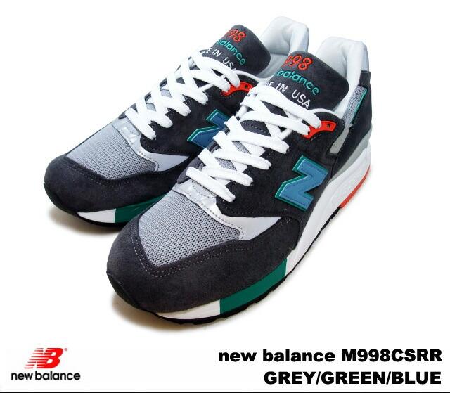 new balance m 998
