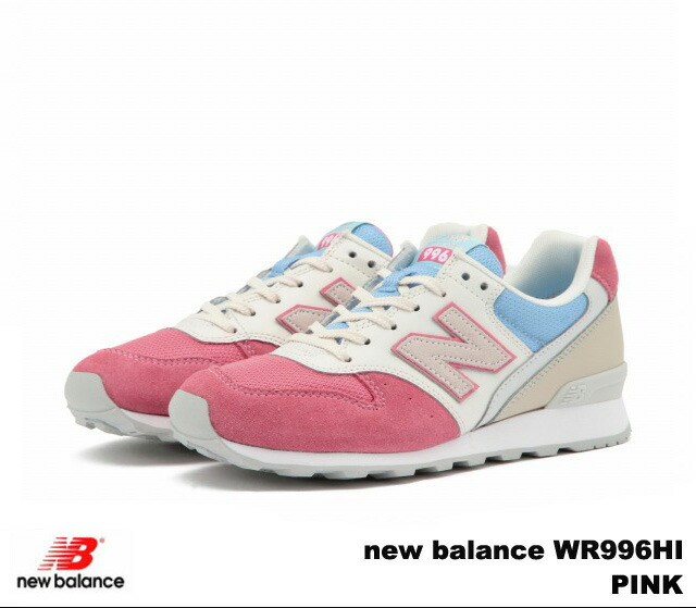 new balance 996 women pink