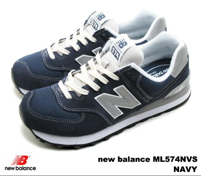 new balance 574 navy