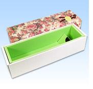 国産布張りの木箱
