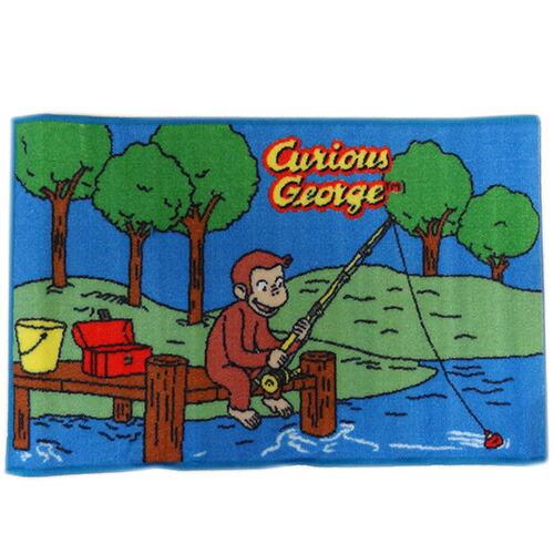 キュリアスジョージ(おさるのジョージ) マット 釣り