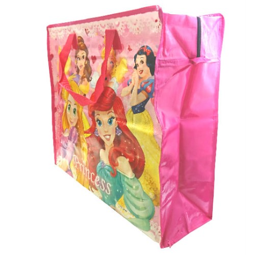 ディズニープリンセスショッピングバッグ