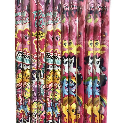 マイリトルポニー 鉛筆 12本