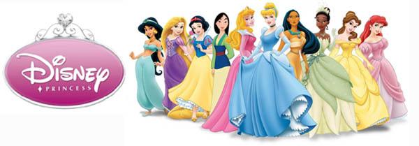 女の子の永遠の憧れ、ディズニープリンセスのグッズです