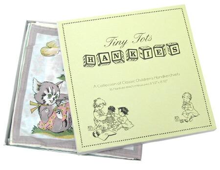 moda home ハンカチセット Tiny Tots