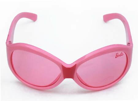 バービー Barbie キッズサングラス ピンク