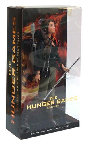 バービー Barbie ハンガーゲーム(Hunger Games) Katnissドール