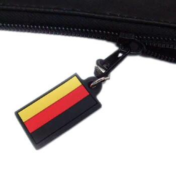 Bandiera ナショナルフラッグフラットポーチ Germany