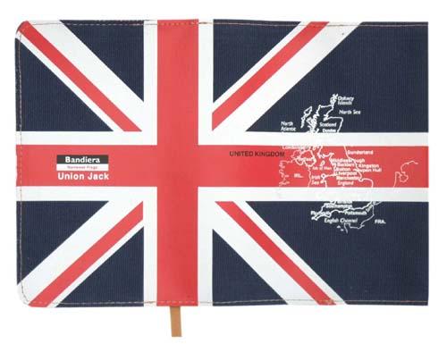 Bandiera(バンディエラ) ブックカバー文庫版 UK