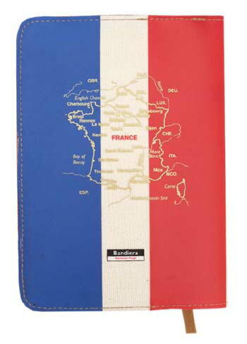 Bandiera(バンディエラ) ブックカバー文庫版 フランス