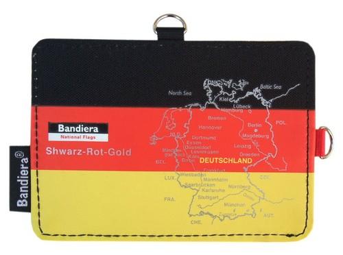 Bandiera(バンディエラ) IDホルダーパスケースセット ドイツ