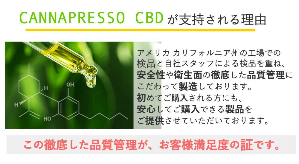 CBD オイル サプリメント