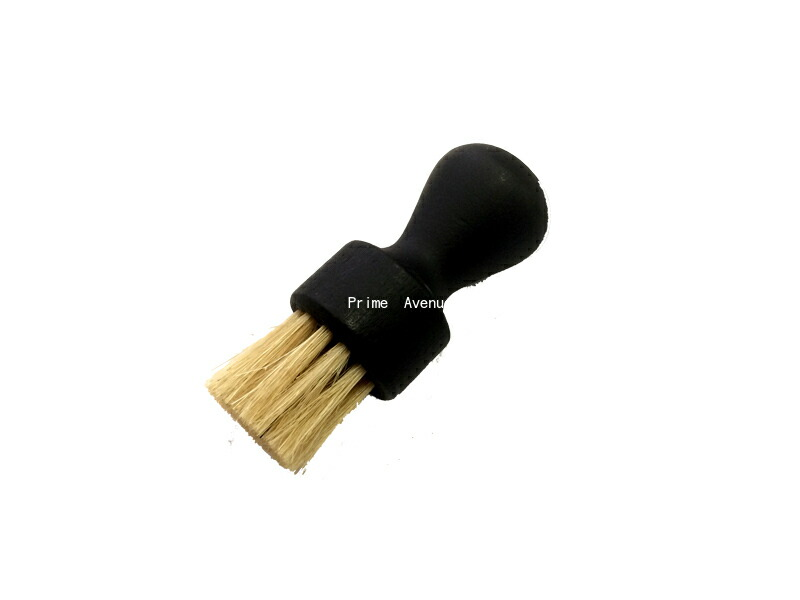 ブラックアプライブラシ 豚毛