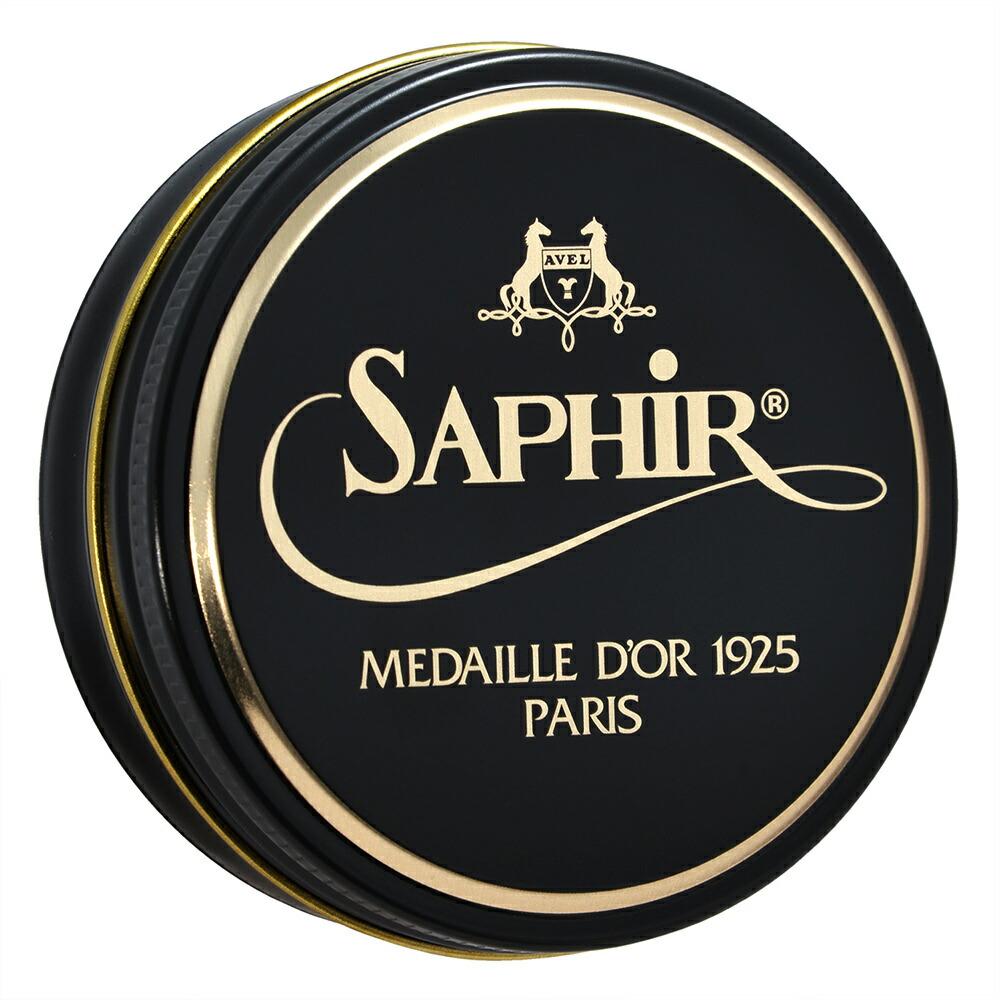 SaphirNoir(サフィールノワール)ビーズワックスポリッシュ 100ml