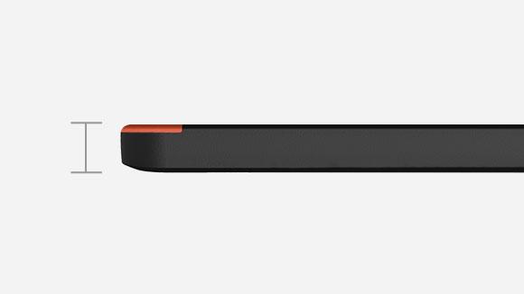 スマートフォン用PATHFINDER軽さ薄さの画像