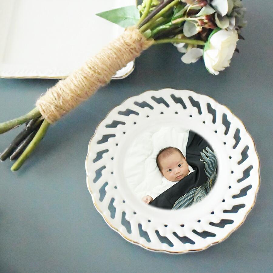 円形タイプ飾り皿