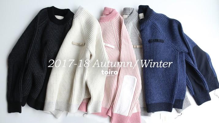 toiro公式 新潟県五泉市のファクトリーによるニット・ブランド
