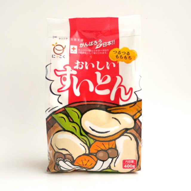 《日穀製粉》おいしいすいとん【400g】