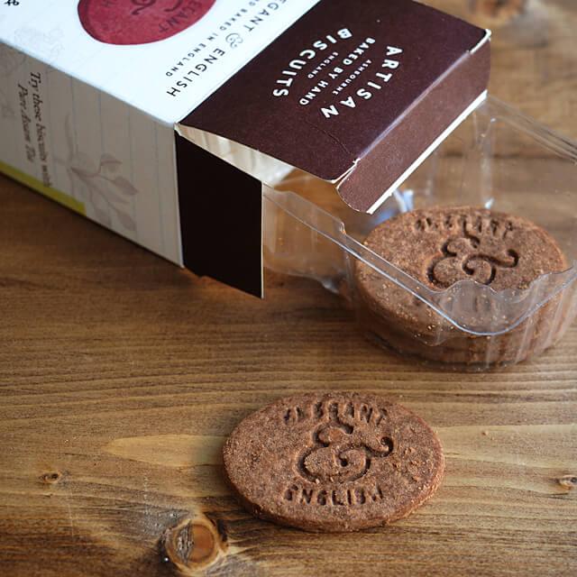 《アーティザンビスケット》ラズベリー&ダークチョコレート【125g】