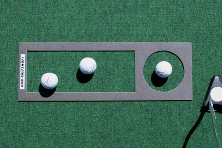 ゴルフ練習器具・距離感マスターカップ