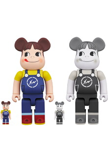 MILKY THE CONVENI PEKO BE@RBRICK 100%&400%