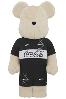 BE@RBRICK F.C.Real Bristol × COCA-COLA 1000%