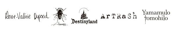 MAMES個展『DestinyLand』