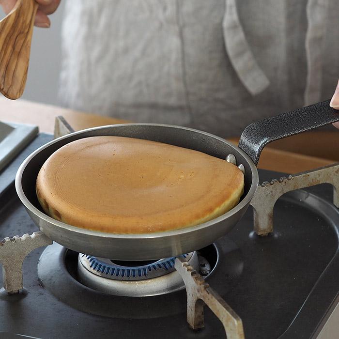 デバイヤー ノンスティック パンケーキパン 14cm