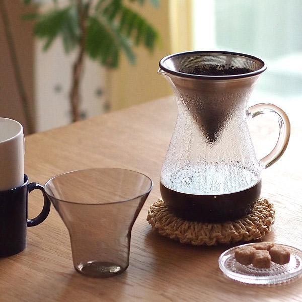 キントー コーヒーカラフェセット 300ml