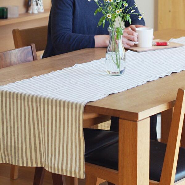 リネンテイルズ テーブルランナー