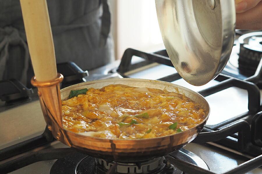 中村銅器製作所 銅玉子焼鍋