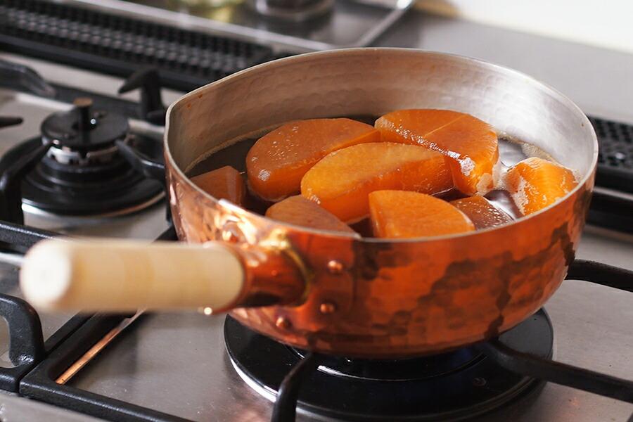 中村銅器製作所 銅行平鍋