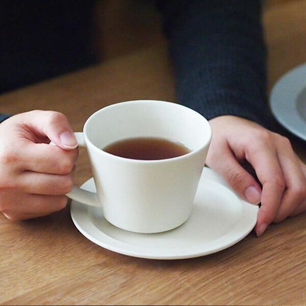 SAKUZAN Sara コーヒーカップ クリーム