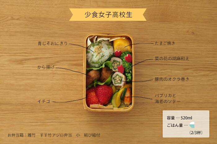 子供のお弁当箱