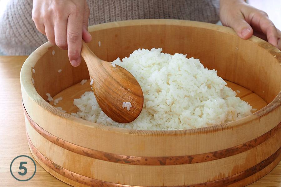 基本のちらしす寿司
