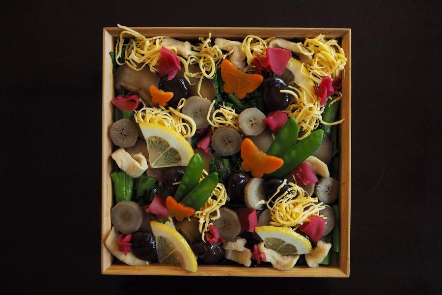 野菜ちらし寿司
