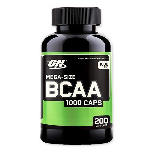 ブラックライン BCAA 1000 カプセル200粒 Optimum Nutrition(オプティマムニュートリション)