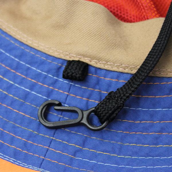 4fc09db45aaae CHUMS(チャムス)から新作アイテムが入荷しました! 内側がメッシュ素材なので通気性が良く、軽快なかぶり心地。ドローコード付きのあご紐は取外し可能。