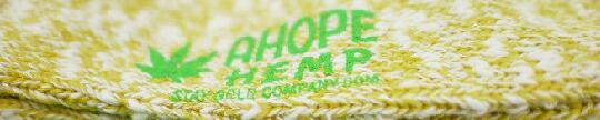 a hope hemp ソックス