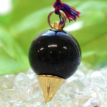 黒水晶ペンデュラム