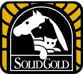 ソリッドゴールドロゴ