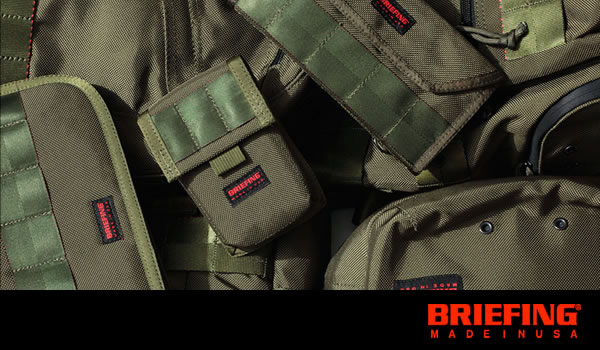 BRIEFING/ブリーフィング